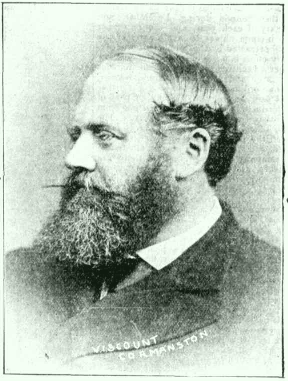 Jenico Preston (1837-1907) - Viscount Gormanston